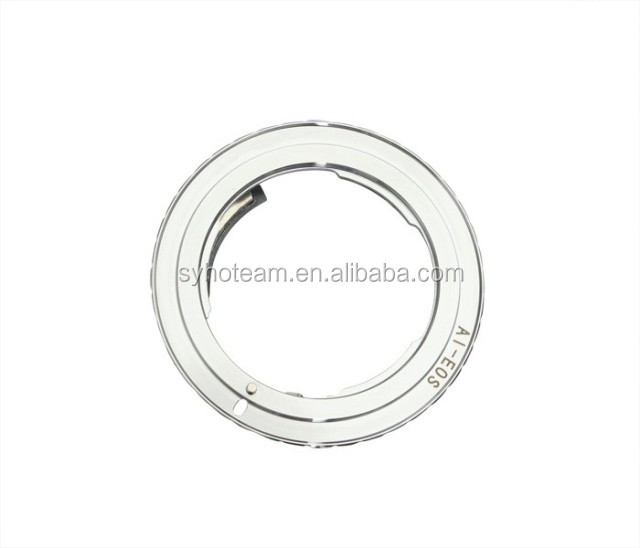 Lens Mount Adapter Ring For Nikon Ai Lens To Canon Eos