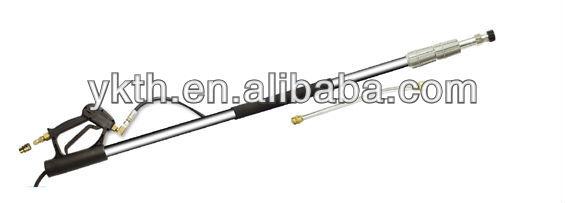 Adjustable High Pressure Telescoping Pole Water Lance