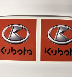 cheap kubota tractor decals find kubota tractor decals deals on [ 1500 x 1125 Pixel ]