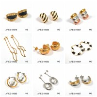Small Gold Earrings Wholesale Earrings Gold Plate Ring ...