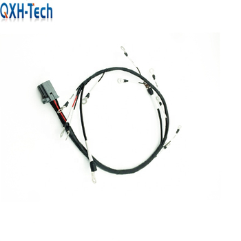 Automotive Customized Air-conditioned Bus Wire Harness