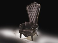 Bomacy-mexico Elegant Design Royal King Throne High Back ...