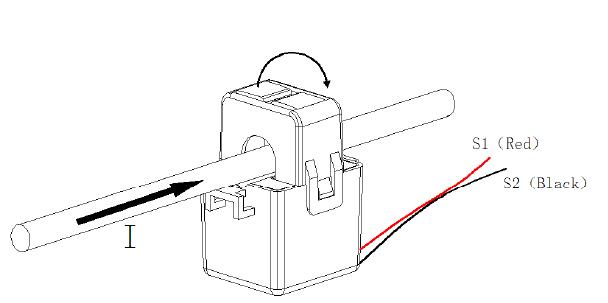Akh-0.66 K-36 600/5 Acrel Low Voltage Split Core Current