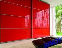 Coloful Decorative Back Painted Glass With Or Without ...