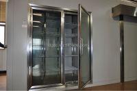Glass Door Flower Walk In Cooler Showcase - Buy Glass Door ...