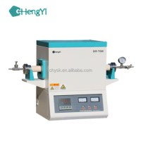 T1750s Used For Laboratory Horizontal Tube Furnace With ...