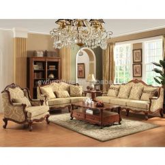 Gold Leather Sofa Set City Plated Royal Luxury Living Room Buy