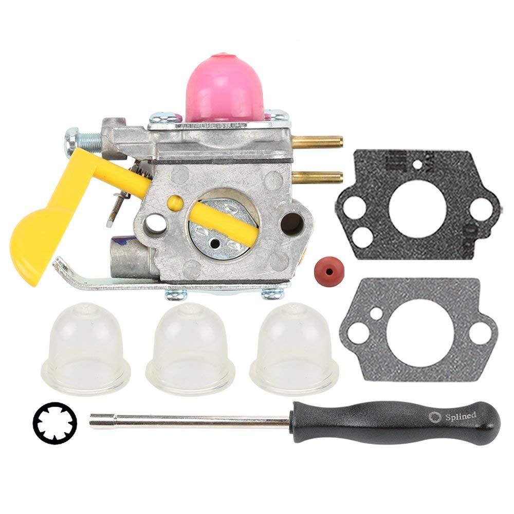 medium resolution of get quotations milttor c1u w18 carburetor primer bulbs gaskets adjustment tool fit craftsman 358791520 358791370 358791620 944514360