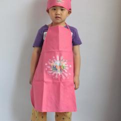 Kitchen Apron For Kids Primal Bars Disposable Children Painting Plastic
