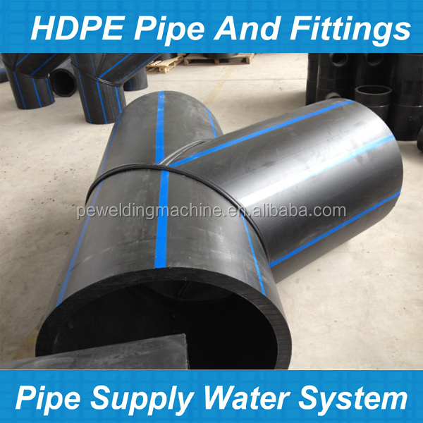 456090 Degree Segmented Knee Pe For Hdpe Pipes Connection  Buy Pe FittingsHdpe Pipe Fittings