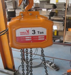 from china electric and manual nitchi electric chain hoist [ 1000 x 1333 Pixel ]