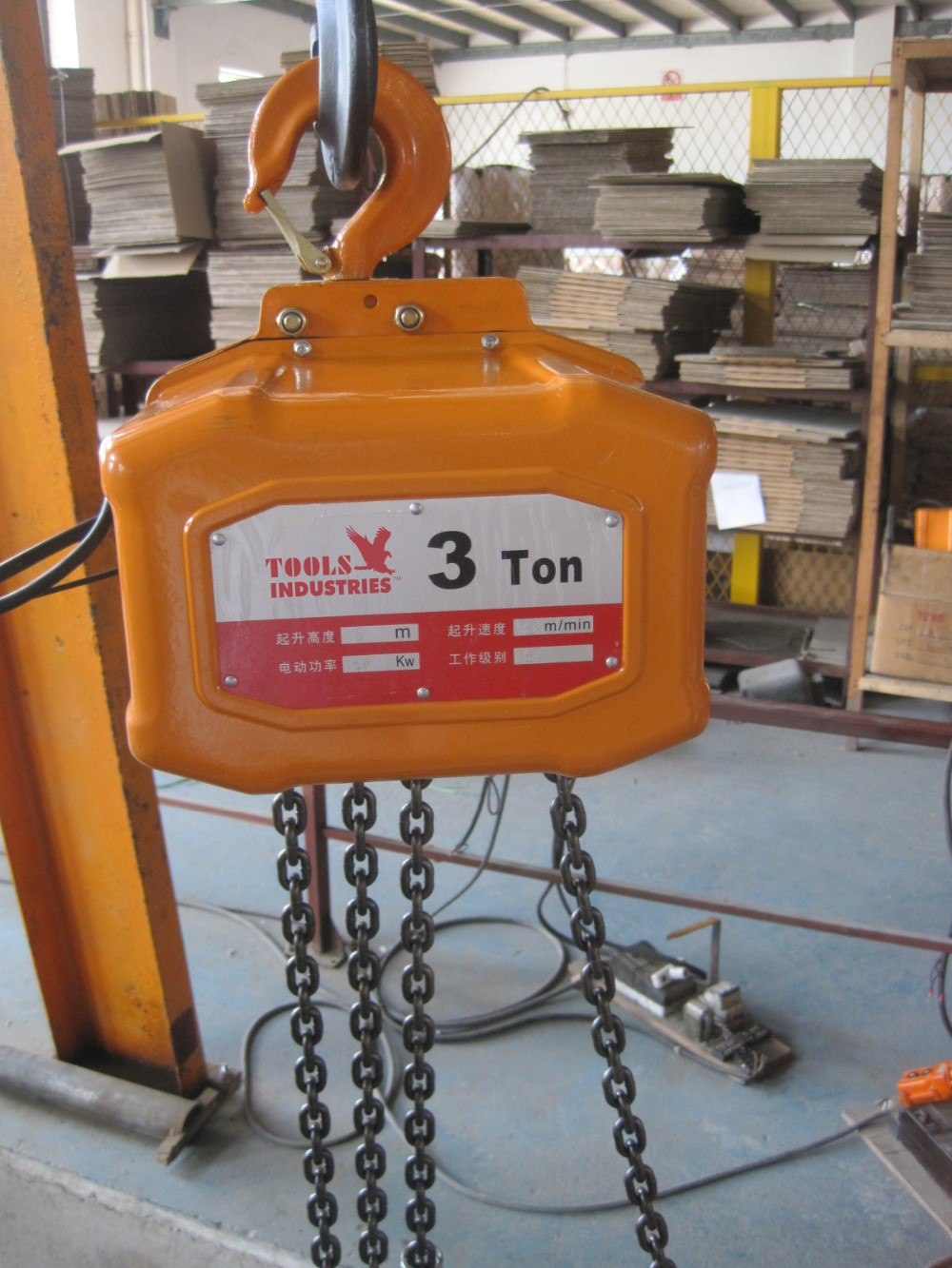 medium resolution of from china electric and manual nitchi electric chain hoist