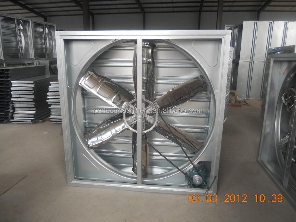 Industrial Portable Wall Mounted Garage Korean Exhaust Fan