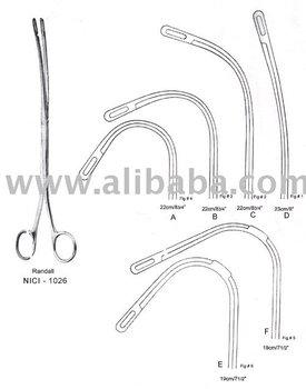 Kidney Stone & Gall Bladder Forceps (kidney Instruments