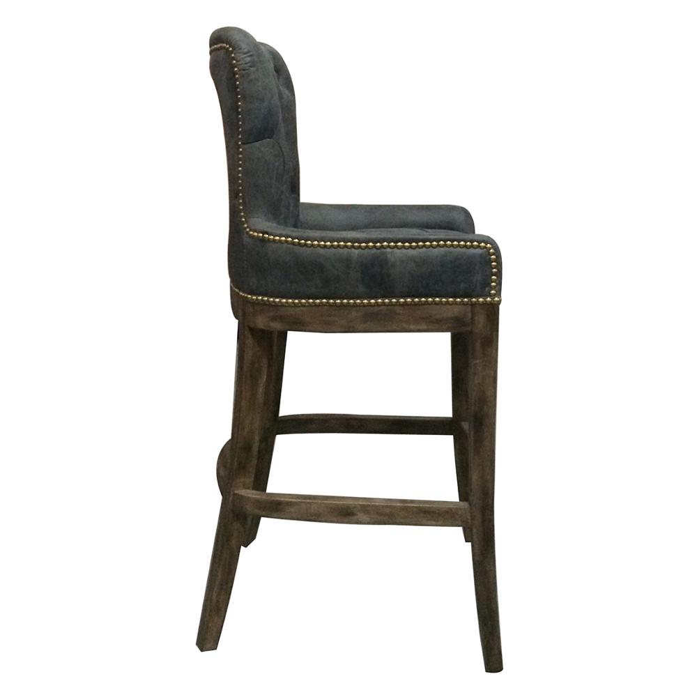 Wood Bar Chairs Vintage Industrial Antique Wooden Bar Stools Swivel Bar Chair Pu Leather Bar Stools Buy Vintage Industrial Antique Wooden Bar Stools Swivel Bar