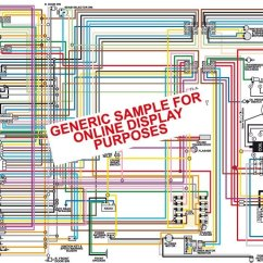 1964 Chevy Truck Color Wiring Diagram Western Plow Controller Cheap Parts Find Deals On Line At Get Quotations 1966 C K Series 11 X 17