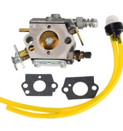 get quotations hifrom carburetor with gasket replace for poulan sears craftsman chainsaw walbro wt 89 wt  [ 1001 x 1001 Pixel ]