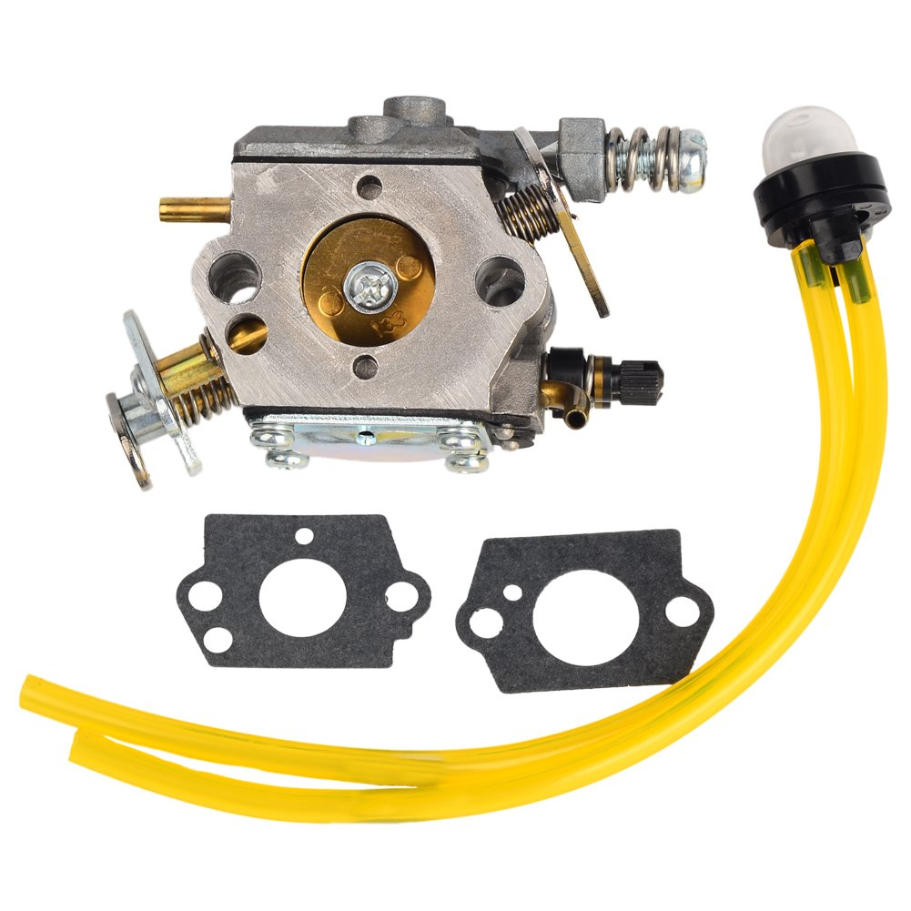 hight resolution of get quotations hifrom carburetor with gasket replace for poulan sears craftsman chainsaw walbro wt 89 wt