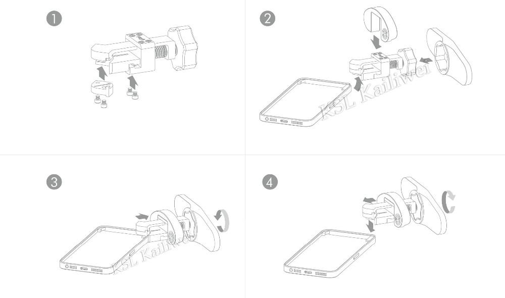 Apple Series Corner Sidewall Repair Tool Bends Frame Back