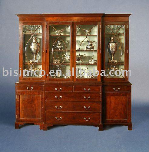bibliotheque antique de style anglais meuble a vin avec deux ou quatre portes pour salon vitrine b400089 buy armoire de salon armoire a vin de