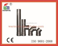 Fireplace Stove Flue Pipe Fitting Sets,Chimney Pipe - Buy ...