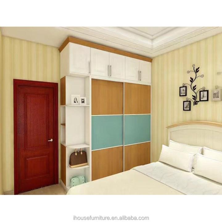 modern wooden almirah designs for bedroom