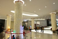 Column Decorations Shopping Mall Indoor Decoration Hotel ...