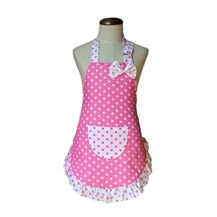 Kitchen Wear Furniture For Small Cheap Apron Find Deals On Line At Get Quotations Ebs Child S Chef Kid Polka Dot Cotton Cooking And Baking Kit Adjustable