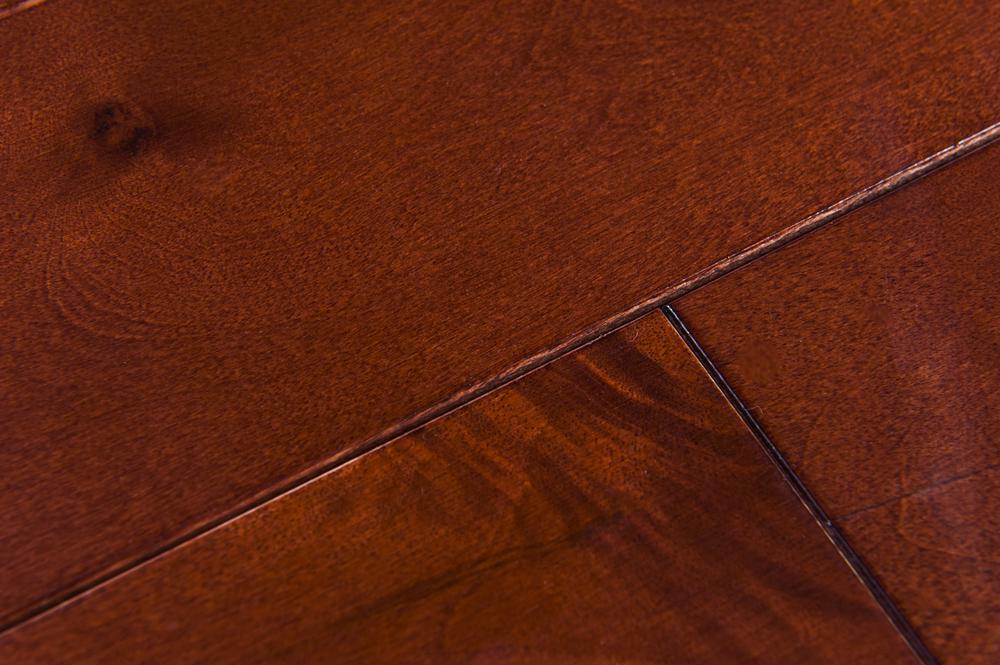 Solid Birch Flooring