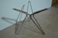 Stainless Steel Metal Coffee Table Base,Table Frame - Buy ...