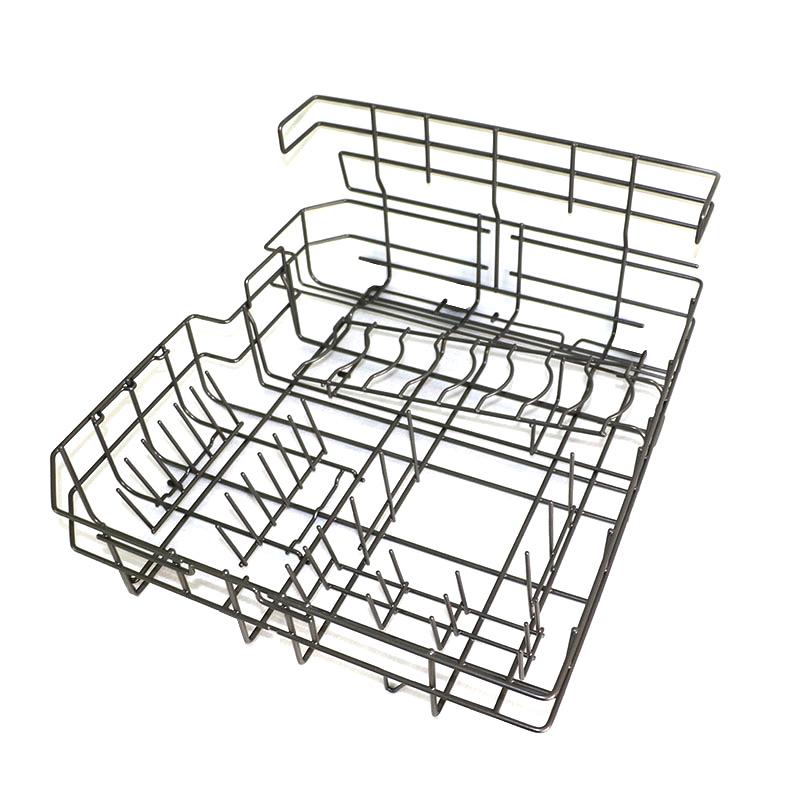 Manufacturer Custom Wire Dishwasher Rack Shelf For Wash