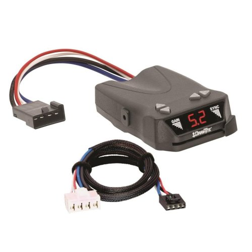 small resolution of activator 4 5504 trailer brake controller for 15 16 dodge ram 1500 2500 3500