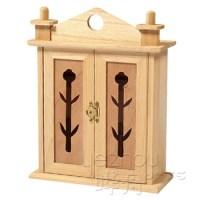 Natural Key Holder Wooden Box - Buy Key Holder Wooden Box ...