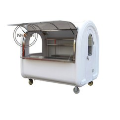 Kitchen Trailers Upholstered Bench Small Model Cheap Price Fast Food Mobile Trailer Catering For Sale