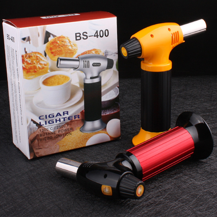 Bought it for use in the kitchen and can't fault it. Bs400 Culinary Butane Torch Lighter Kitchen Blow Torch ...