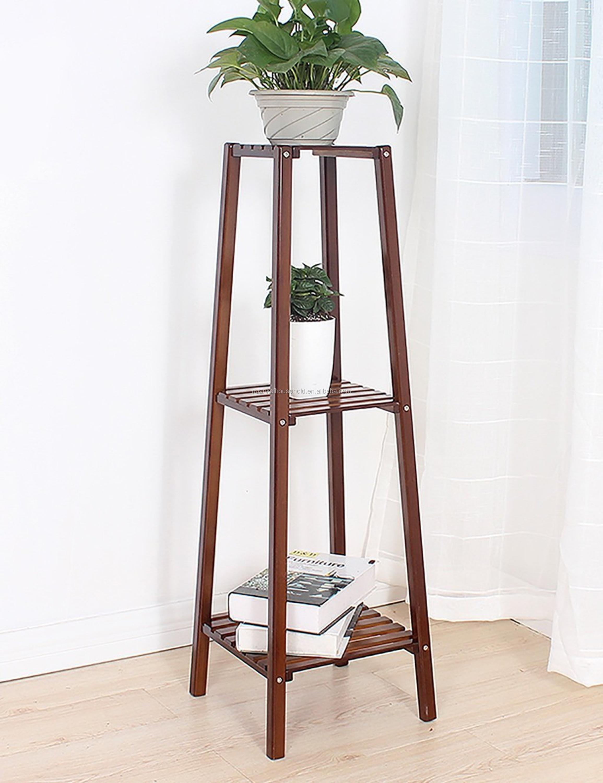 Rak Tanaman Dari Bambu : tanaman, bambu, Bambu, Bunga, Tanaman, Untuk, Kamar, Mandi, Ruang, Dapur, Taman, H:25*25*99cm, Pemegang, Product, Alibaba.com