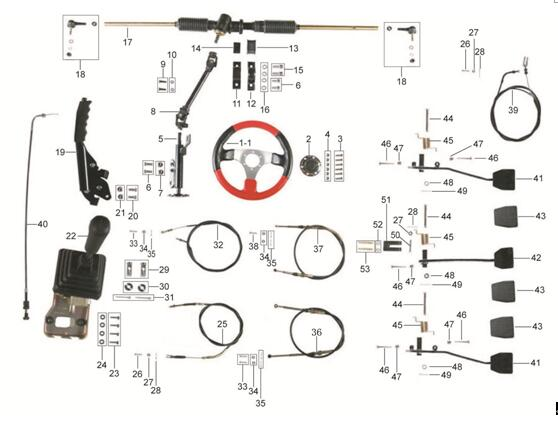 Qiye 125cc Engine Wiring Diagram Basic Engine Wiring
