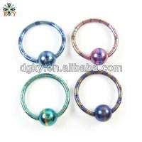 2014 Hot And Fashionable Self Piercing Hoop Earrings - Buy ...