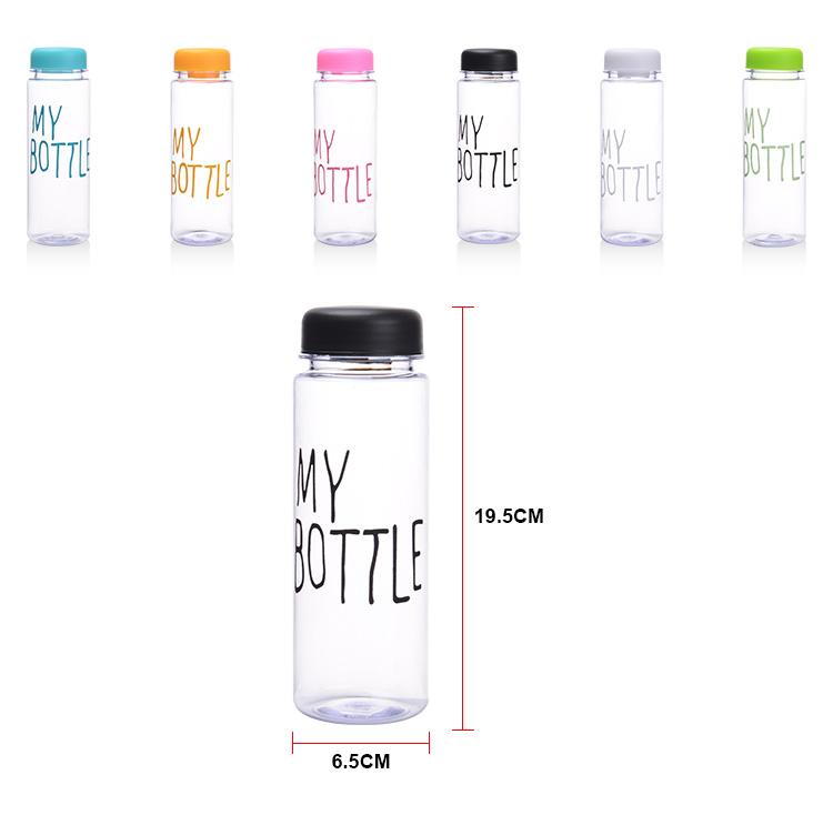 Children Water Bottle Tritan My Bottle Bpa Free Plastic
