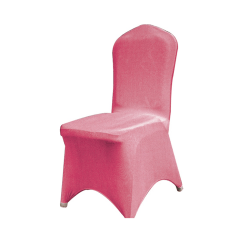 Hot Pink Spandex Chair Covers Potty For Adults Factory Price Selling Ruched Round Tablecloth Table Cloth Cover Wedding