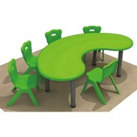 High Quality Kindergarten Table And Chair