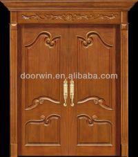 Latest Modern Teak Wood Main Door Designs - Buy Wood Door ...