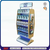 Tsd-a354 Custom Store Counter Top 4 Tier Acrylic Dvd ...