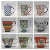 Wholesale Different Design Hand Painted Ceramic Stoneware ...