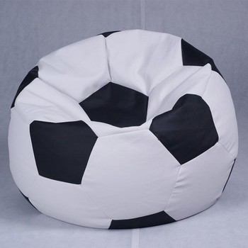 football bean bag chair chiavari chairs china sport leather sofa buy
