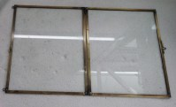 A--- Frameless Glass Picture Frame ; Glass Decoration ...