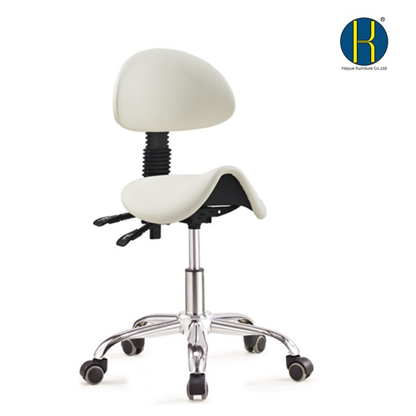 horse saddle office chair target bouncy 2019 swivel salon orange pu leather dental stools 2 jpg