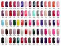 Colors Of Fingernail Polish - Nail Ftempo