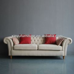 Chesterfield Style Fabric Sofa Furniture Covers Ireland French Xy6001 Buy 3 Seater Antique