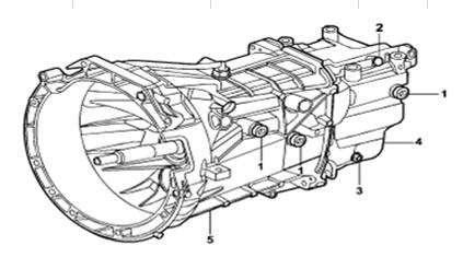 Genuine Speed Sensor Plug For Ford Transit V348 6c1r 7m073